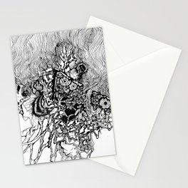 Thousand Eye Optics Stationery Cards