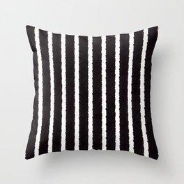 Got Stripes Throw Pillow
