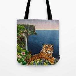 Tigresa Tote Bag