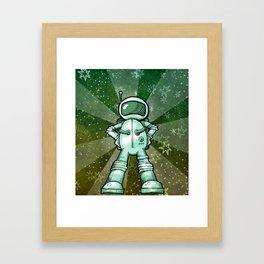 Secret Powers Framed Art Print