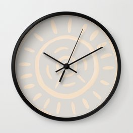 Soft and Easy Wall Clock