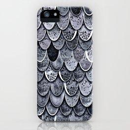 MAGIC MERMAID CLASSIC GREY by Monika Strigel iPhone Case
