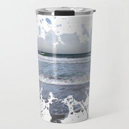 Sea Splash Travel Mug