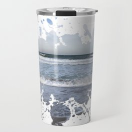 Sea Splash Travel Mug