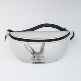 Rabbit - Black & White Fanny Pack