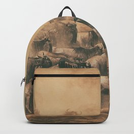 Wild Life in a Hurry Backpack