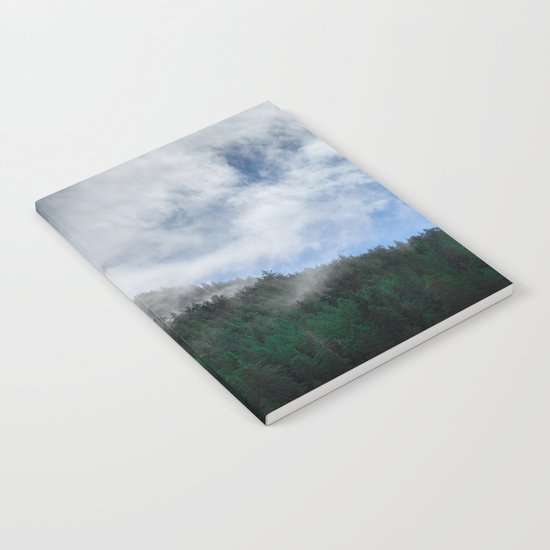 The Air I Breathe Notebook
