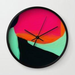 Cherry Ripe Wall Clock