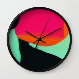 Cherry Ripe Wall Clock