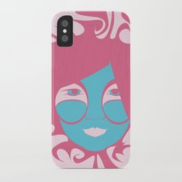 Bjork: All is Full of Love iPhone Case