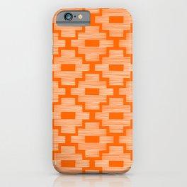Marmalade Birdseye iPhone Case