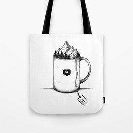 Teatime Tote Bag