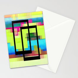 Time and Place Stationery Cards
