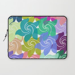 Spring Time Spinners Laptop Sleeve