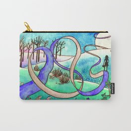 Long, Strange Trip! Carry-All Pouch