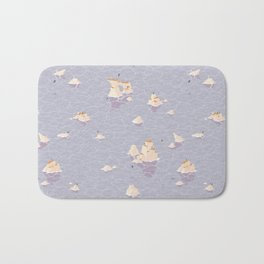 Puffinry Bath Mat