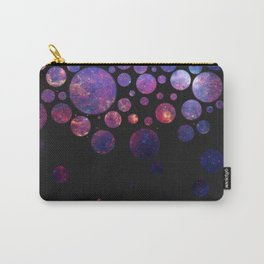 Space Bubbles Carry-All Pouch