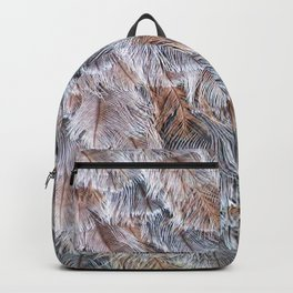 Feather Plumage Backpack
