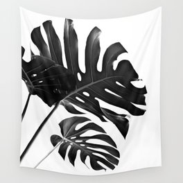 Tropical Monstera Finesse #2 #minimal #decor #art #society6 Wall Tapestry