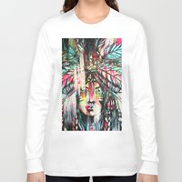destiny Long Sleeve T-shirts featuring Destiny by Mo Baretta