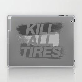 Kill All Tires v6 HQvector Laptop & iPad Skin