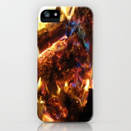 Colorful FirE iPhone Case