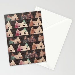 Cats  New colour 321 Stationery Cards