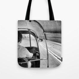 Tuk-Tuk Ride Tote Bag