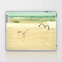 Karate Kid Pose Laptop & iPad Skin
