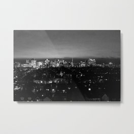CN Sights Metal Print