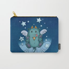 Twinkle Toes the Happy Chaos Monster Carry-All Pouch