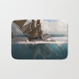 Great Giant Of The Sea Bath Mat