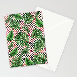 Tropical VIII Stationery Cards
