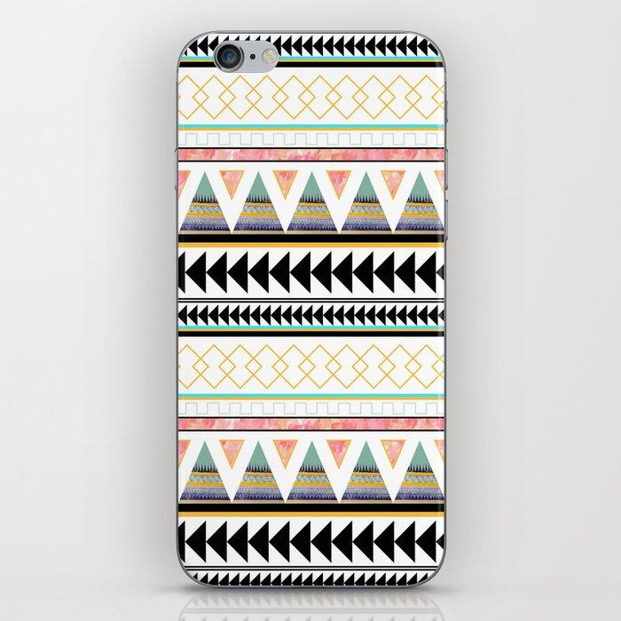Aztec 3 iPhone Skin