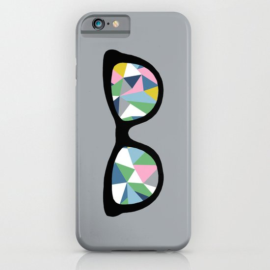 Abstract Eyes iPhone & iPod Case