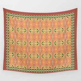 Syphilis Tapestry by Alhan Irwin Wall Tapestry