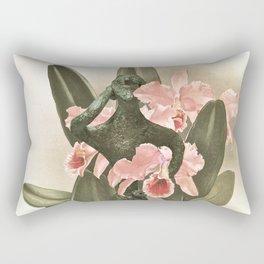 Botanical Boy Rectangular Pillow