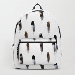 Spirit III Feathers Backpack