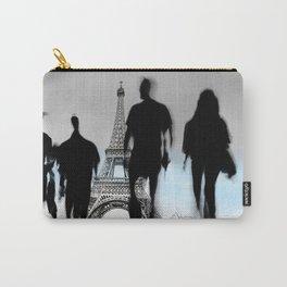 Les Parisiennes Carry-All Pouch