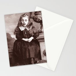 Morgana - Sepia Stationery Cards