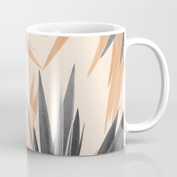 Orange Tropics Coffee Mug