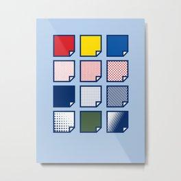 Lichtenswatch Metal Print