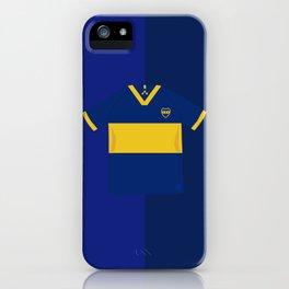 Boca Kits 2019/2020 iPhone Case