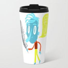 Let's Go! -anon. Travel Mug