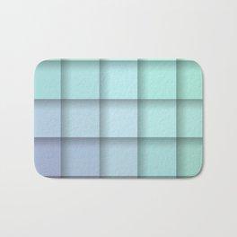 Crisp Spring Pastel Morning Bath Mat