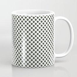 Duffel Bag Polka Dots Coffee Mug