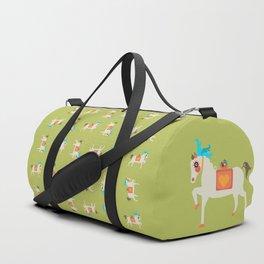 Mr. Horse Duffle Bag