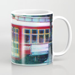 Streetcar on Canal Street Coffee Mug