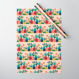 Plant mania Wrapping Paper