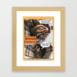 Glidertales Issue 2 - 1 of 1 Framed Art Print